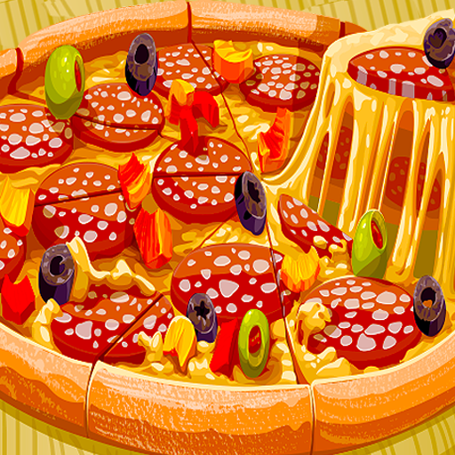 Baking Pizza – Cooking Game  (Unlimited money,Mod) for Android