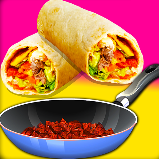 Baking Tortilla 4 – Cooking Games  (Unlimited money,Mod) for Android