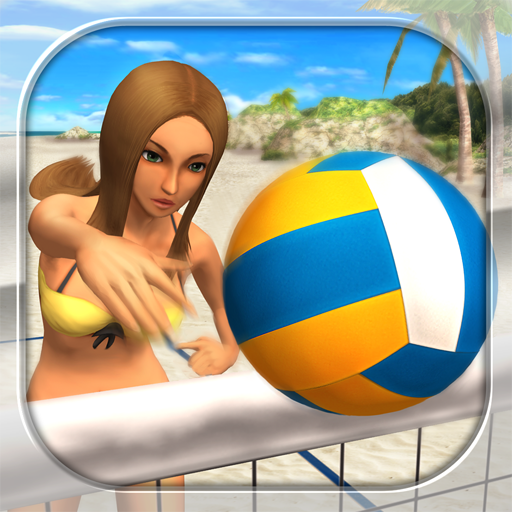 Beach Volleyball Paradise  (Unlimited money,Mod) for Android
