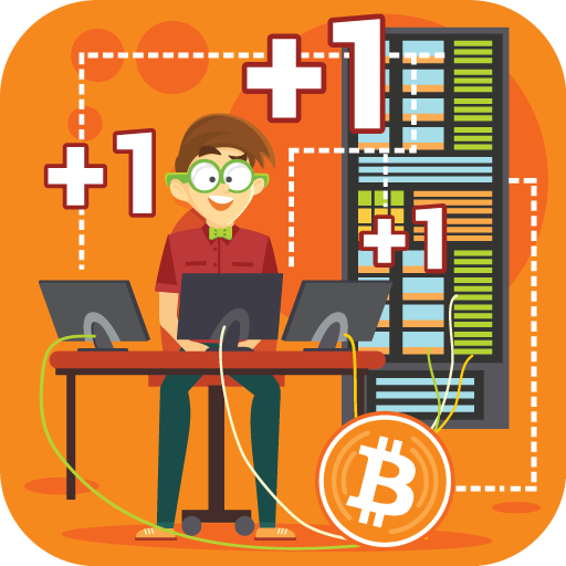 Bitcoin Mining Simulator – Idle Clicker Tycoon  (Unlimited money,Mod) for Android