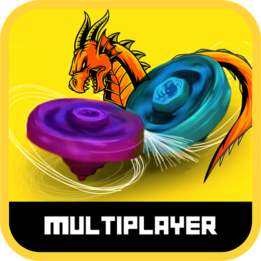 Bladers: Online Multiplayer Spinning Tops  (Unlimited money,Mod) for Android