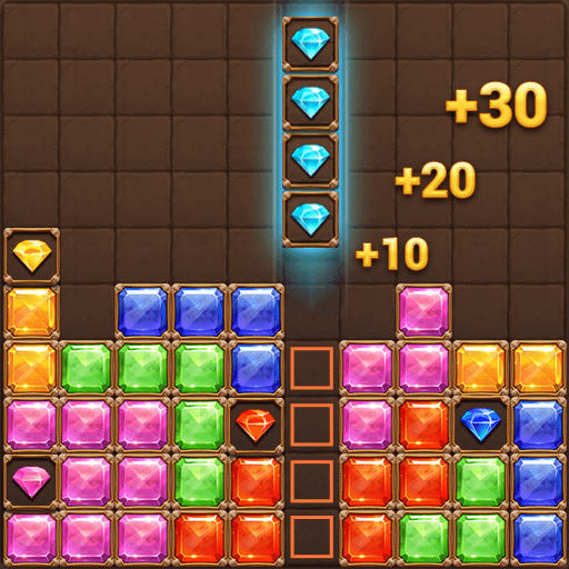 Block Puzzle – Jewels World  (Unlimited money,Mod) for Android