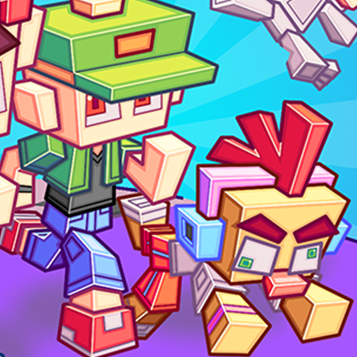 Blockman Party: 1-2 Players  (Unlimited money,Mod) for Android