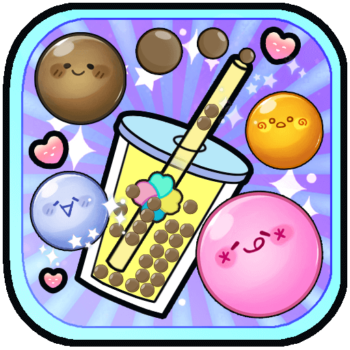 Boba Catcher! Casual Bubble Tea Boba Collecting  (Unlimited money,Mod) for Android