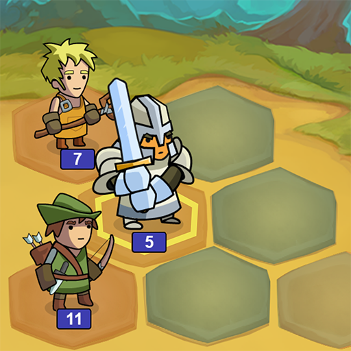 Braveland Heroes  (Unlimited money,Mod) for Android