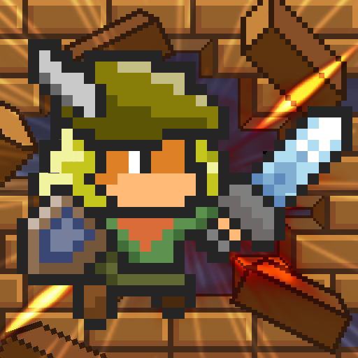 Buff Knight – Offline Idle RPG Runner  (Unlimited money,Mod) for Android