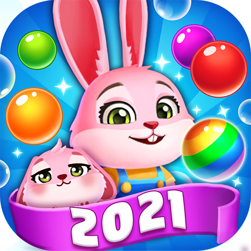Bunny Pop Bust: Animal Forest Club  (Unlimited money,Mod) for Android