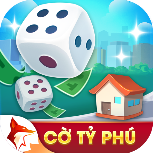 Cờ Tỷ Phú – Co Ty Phu ZingPlay – Board Game  (Unlimited money,Mod) for Android