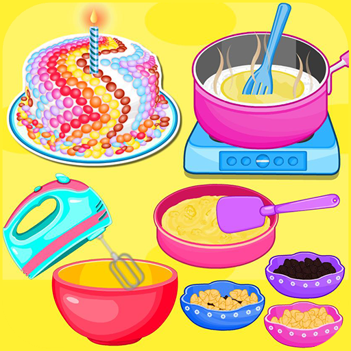 Candy Cake Maker  (Unlimited money,Mod) for Android