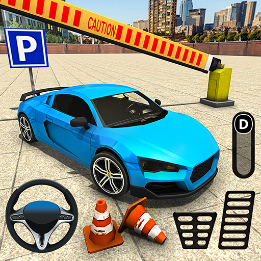 Car Parking Driver Test Multistory Driving Mania  1.9 (Unlimited money,Mod) for Android