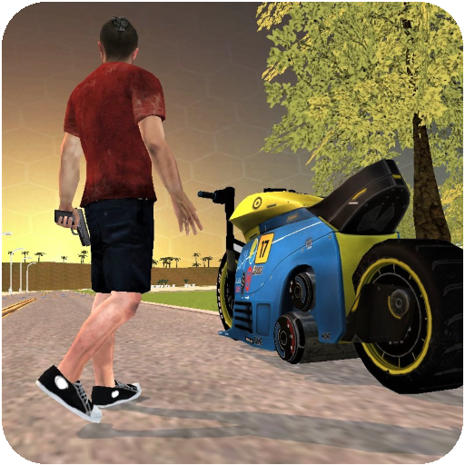 Car Theft of the Future  (Unlimited money,Mod) for Android