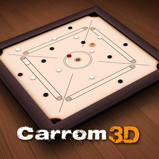 Carrom 3D  (Unlimited money,Mod) for Android