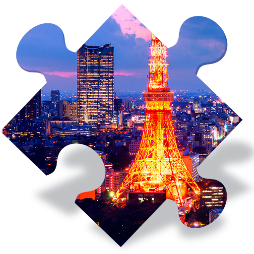 City Jigsaw Puzzles Free  (Unlimited money,Mod) for Android
