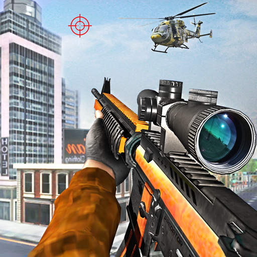 City Sniper Shooter Mission: Sniper Games Offline  (Unlimited money,Mod) for Android