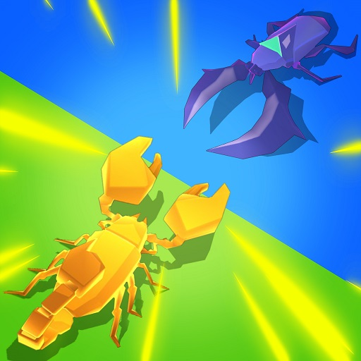 Clash of Bugs: Epic Casual Bug & Animal Art Games  0.0.5 (Unlimited money,Mod) for Android
