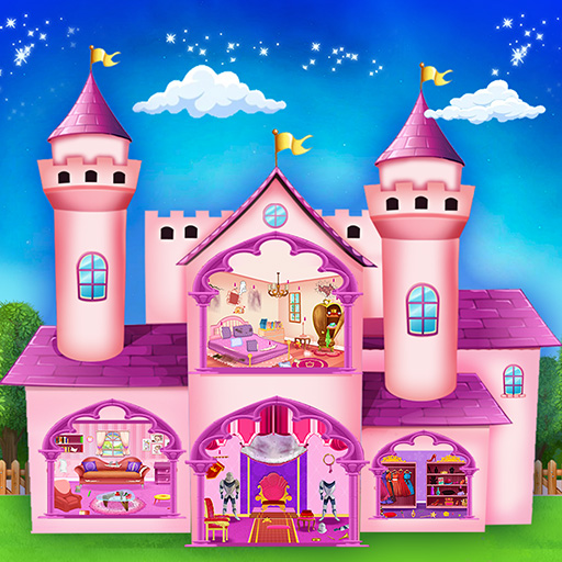 Cleaning games Kids – Clean Decor Mansion & Castle  (Unlimited money,Mod) for Android