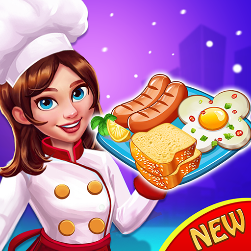 Cooking Delight Cafe Chef Restaurant Cooking Games  (Unlimited money,Mod) for Android