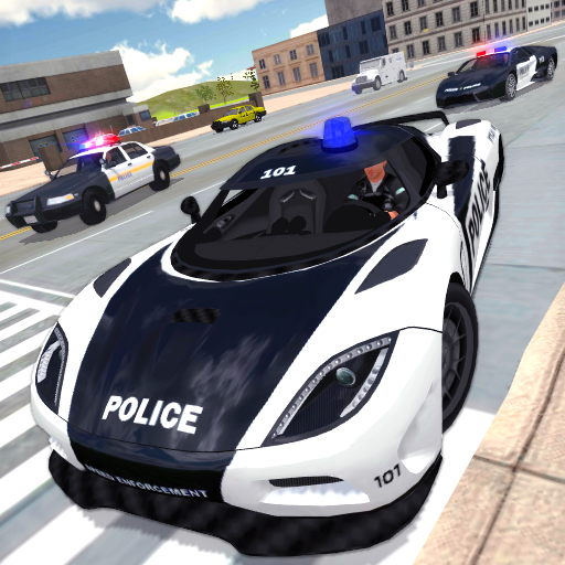 Cop Duty Police Car Simulator  1.77 (Unlimited money,Mod) for Android