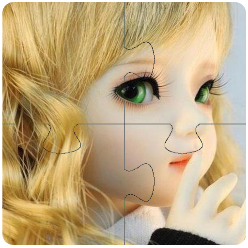 Cute Dolls Jigsaw And Slide Puzzle Game  (Unlimited money,Mod) for Android