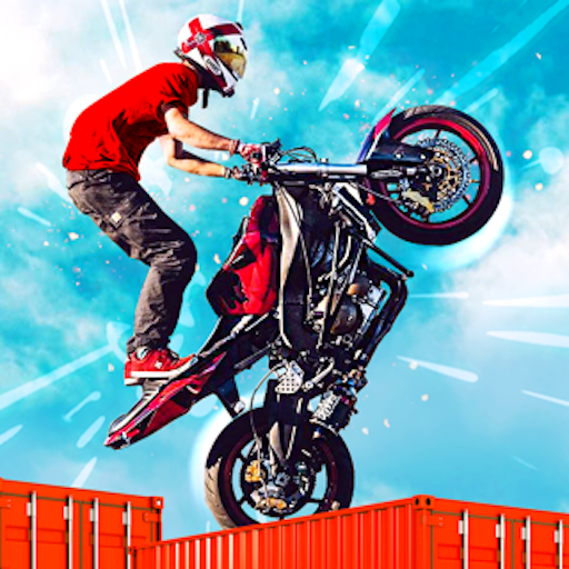Dirt Bike Roof Top Racing Motocross ATV race games  (Unlimited money,Mod) for Android