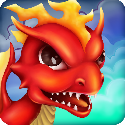 Dragon Paradise City: Breeding War Game  (Unlimited money,Mod) for Android