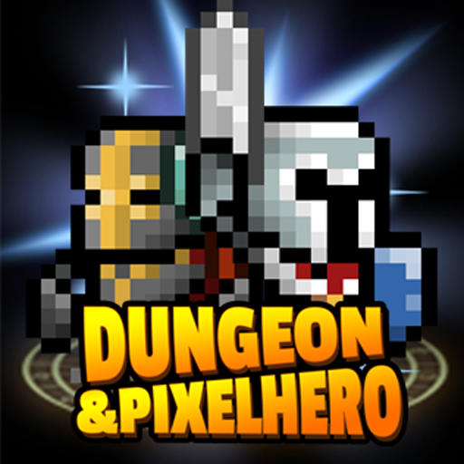 Dungeon x Pixel Hero  (Unlimited money,Mod) for Android