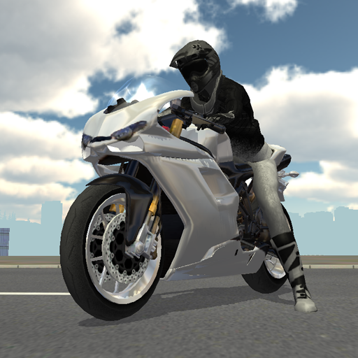Extreme Motorbike Racer 3D  (Unlimited money,Mod) for Android