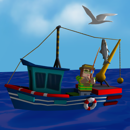 Fishing Clicker Game  (Unlimited money,Mod) for Android