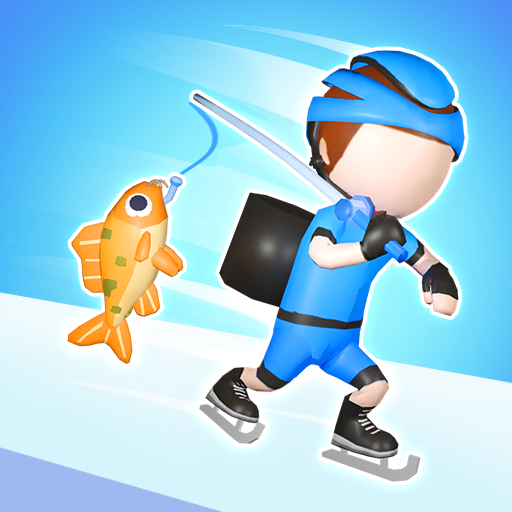 Fishing Race  (Unlimited money,Mod) for Android