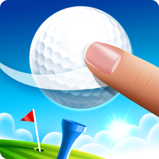 Flick Golf World Tour  (Unlimited money,Mod) for Android