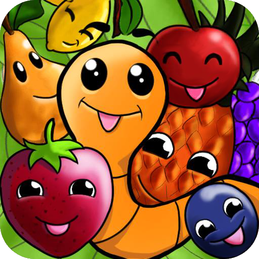 Fruit Worm  (Unlimited money,Mod) for Android