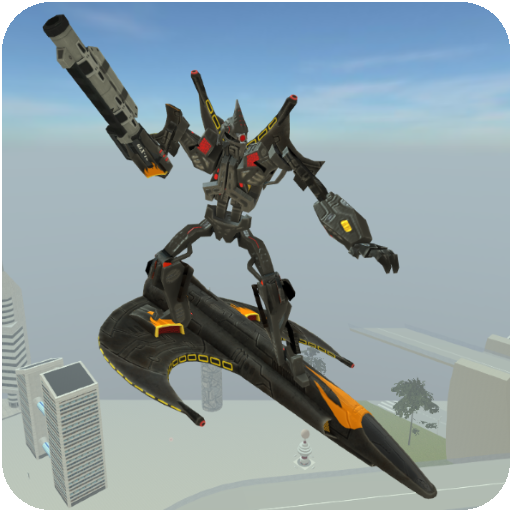 Future Robot Fighter  (Unlimited money,Mod) for Android