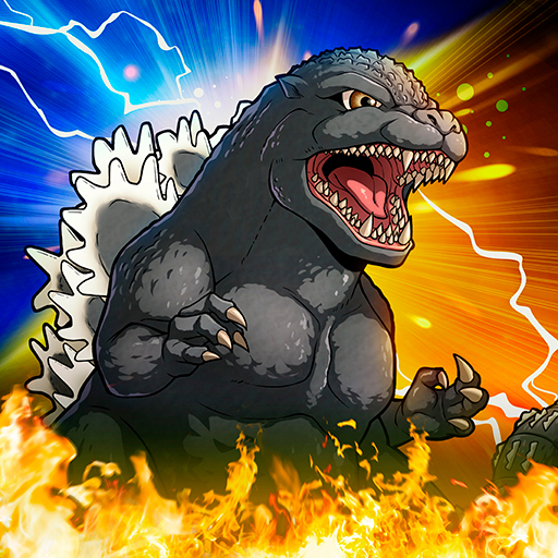 GODZILLA BATTLE LINE  (Unlimited money,Mod) for Android