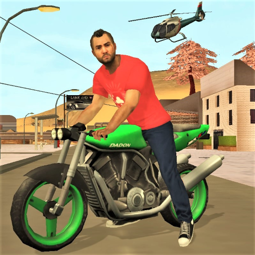 Grand Vegas Crime  (Unlimited money,Mod) for Android