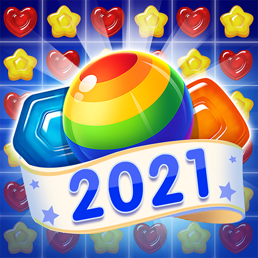 Gummy Candy Blast – Free Match 3 Puzzle Game  (Unlimited money,Mod) for Android