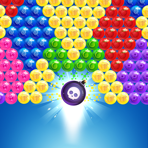 Gummy Pop – Bubble Pop Games  (Unlimited money,Mod) for Android