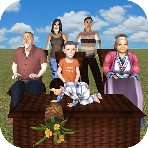 Happy Family Virtual Adventure  (Unlimited money,Mod) for Android