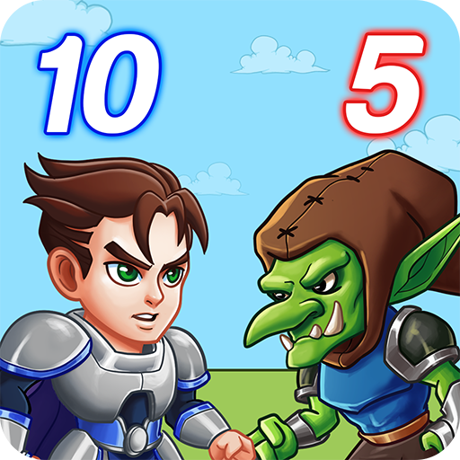 Hero Tower Wars – Math Puzzle  (Unlimited money,Mod) for Android