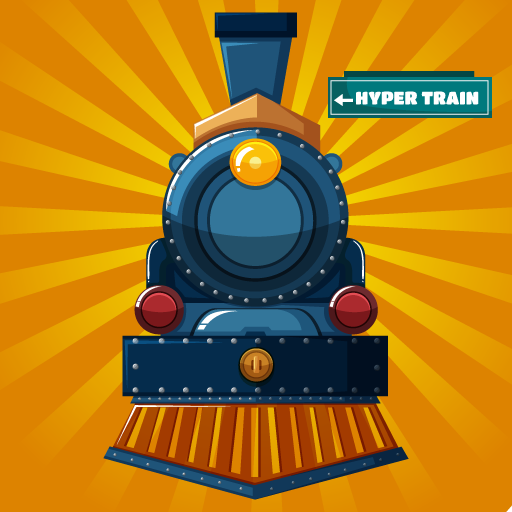 Hyper Train  (Unlimited money,Mod) for Android