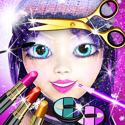 Ice Princess Salon Angela SPA  (Unlimited money,Mod) for Android