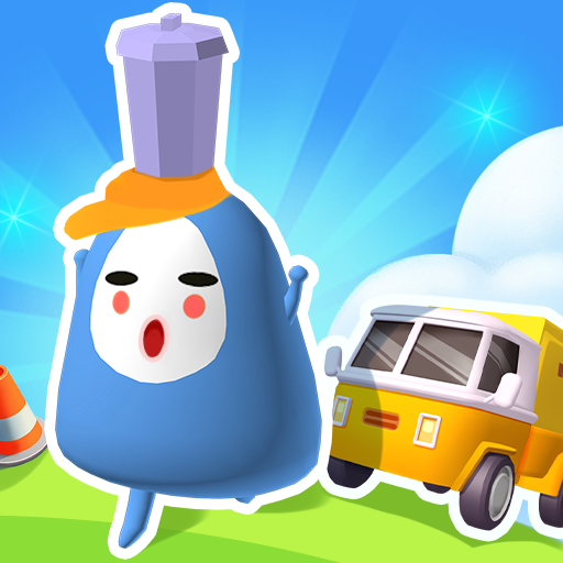 Idle Garbage Recycle-City Rebuilder  (Unlimited money,Mod) for Android