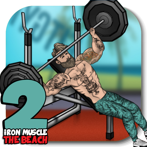 Iron Muscle 2 – Bodybuilding and Fitness game  (Unlimited money,Mod) for Android