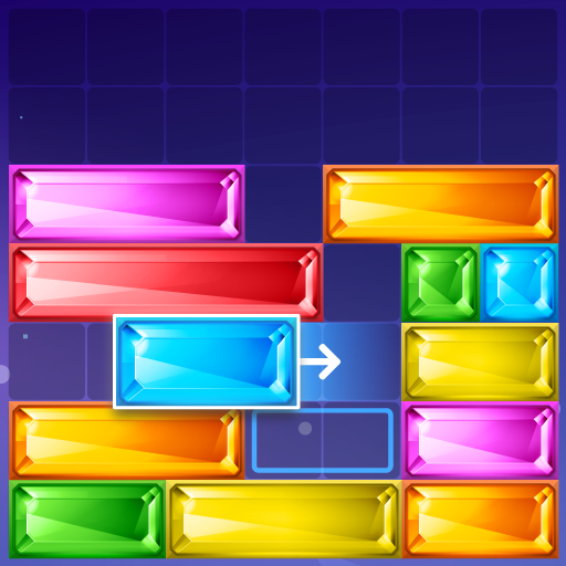 Jewel Classic – Block Puzzle  (Unlimited money,Mod) for Android