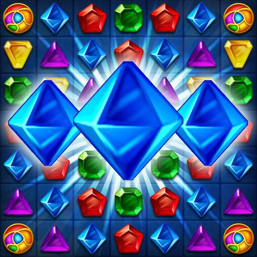 Jewels Fantasy Legend  (Unlimited money,Mod) for Android