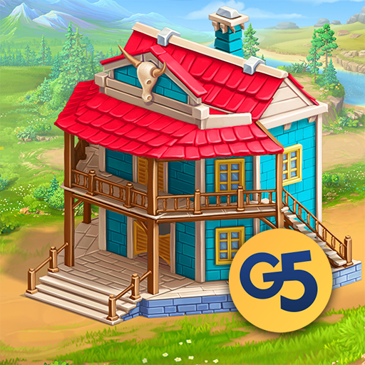 Jewels of the Wild West・Match 3 Gems. Puzzle game  (Unlimited money,Mod) for Android