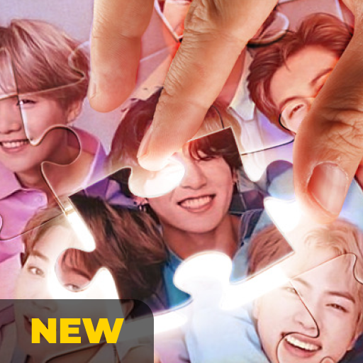 Jigsaw Puzzle BTS Game  (Unlimited money,Mod) for Android