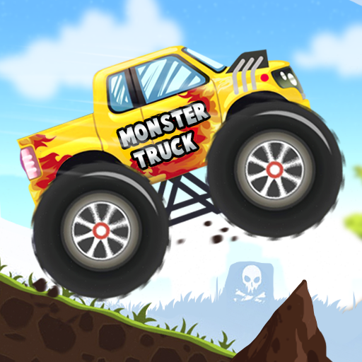 Kids Monster Truck  (Unlimited money,Mod) for Android