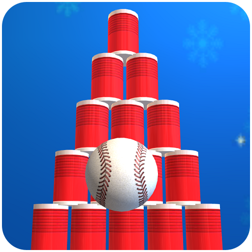 Knock Down Cans : hit cans  (Unlimited money,Mod) for Android