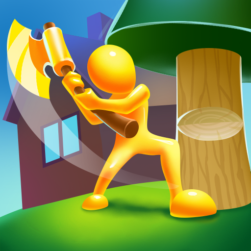 Lumberjack – Chop Wood  (Unlimited money,Mod) for Android