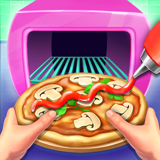 Make Pizza Cooking Food Kitchen  (Unlimited money,Mod) for Android